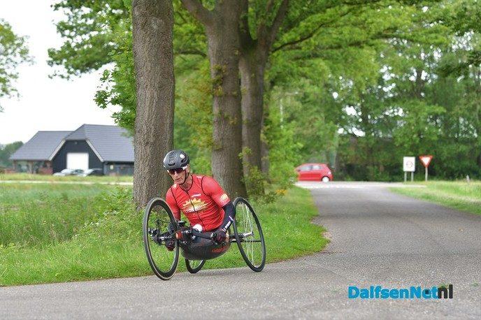 Vijfentwintigste editie Erbens Vechtdal Toer brengt 2x € 1171,00 op - Foto: Johan Bokma