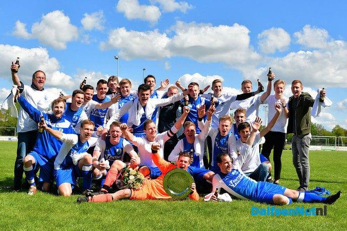 V.V. Hoonhorst Kampioen - Foto: Johan Bokma