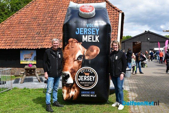 De eerste Open Boerderijdagen een enorm succes! - Foto: Johan Bokma