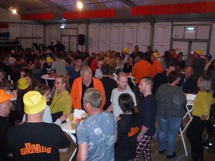 Terugblik Oranjefeest 2019 in Hoonhorst - Foto: eigen geleverde foto