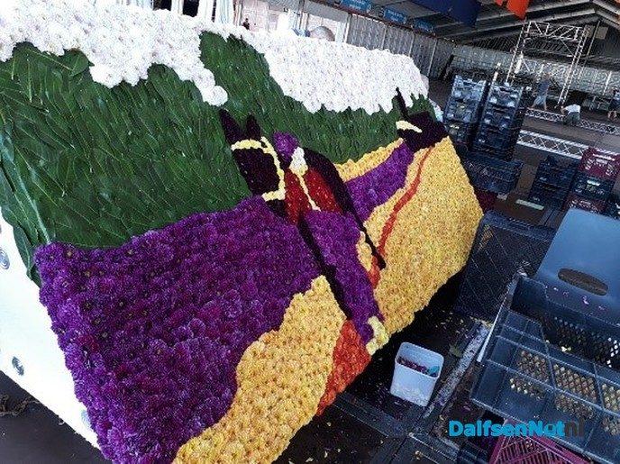 Datum vooroverleg gepland Dahlia creaties - Foto: Ingezonden foto