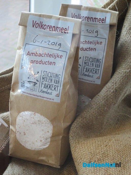 Kleine expositie Fakkert in Anjerpunt Hoonhorst - Foto: Wim