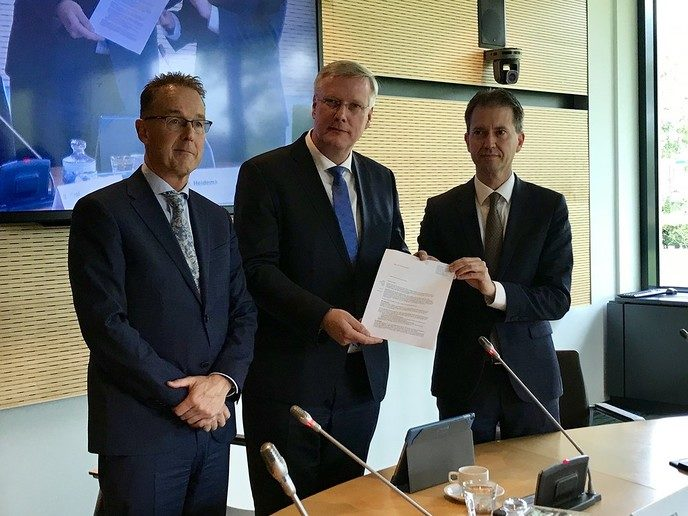 Coalitie van CDA, VVD, PvdA, ChristenUnie en SGP start met formeren in Overijssel