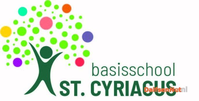 Nieuw logo Cyriacusschool Hoonhorst - Foto: Ingezonden foto
