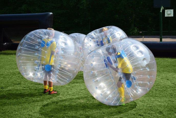 Sallandse voetbaldagen - Foto: eigen geleverde foto
