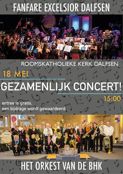Zaterdag concert in kerk - Foto: eigen geleverde foto