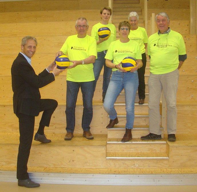 Ballen voor Dalvo - Foto: eigen geleverde foto