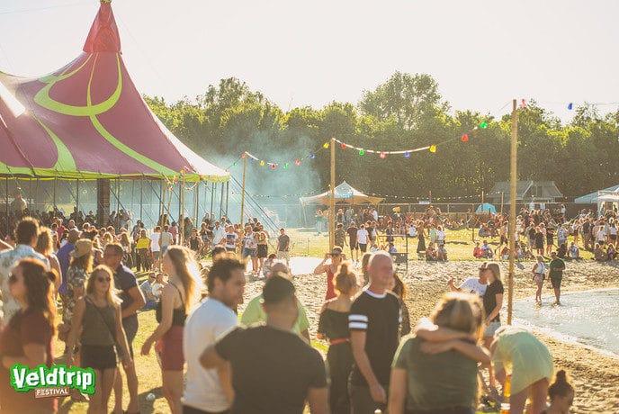 Veldtrip Festival Wijthmen - Foto: eigen geleverde foto