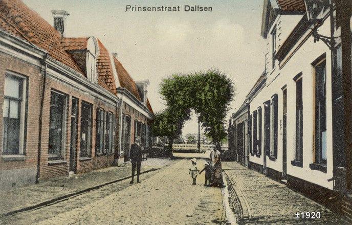"""Column """"centrumplan Dalfsen en historisch herstel"""" - Foto: Wim"""