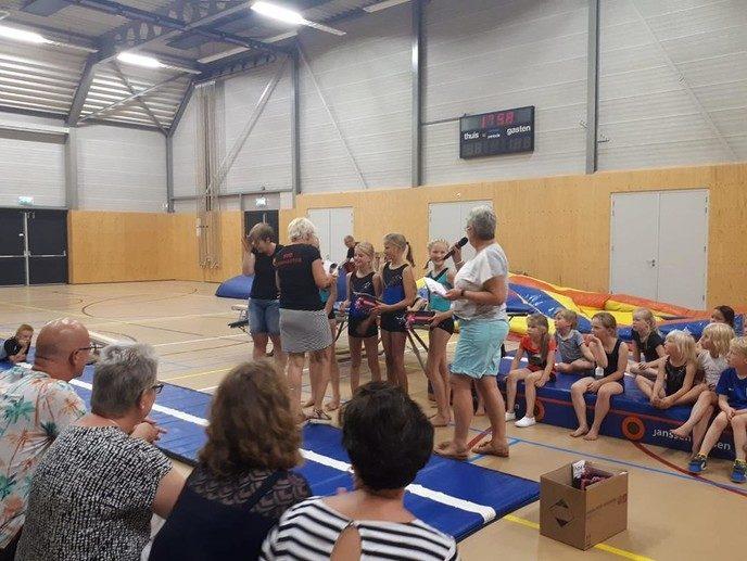 Afscheid SVD Gym - Foto: eigen geleverde foto