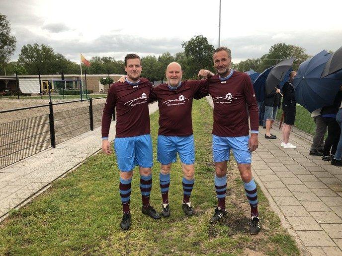 Stoppende spelers uitgezwaaid bij SV Dalfsen