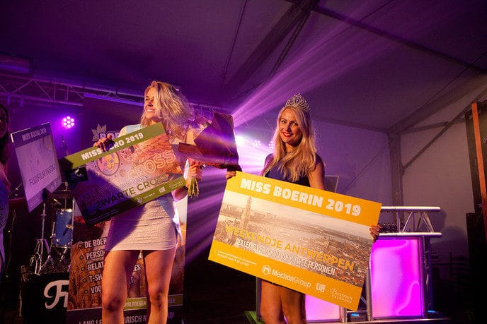 Friese Nadieh Miss Boerin 2019 - Foto: eigen geleverde foto