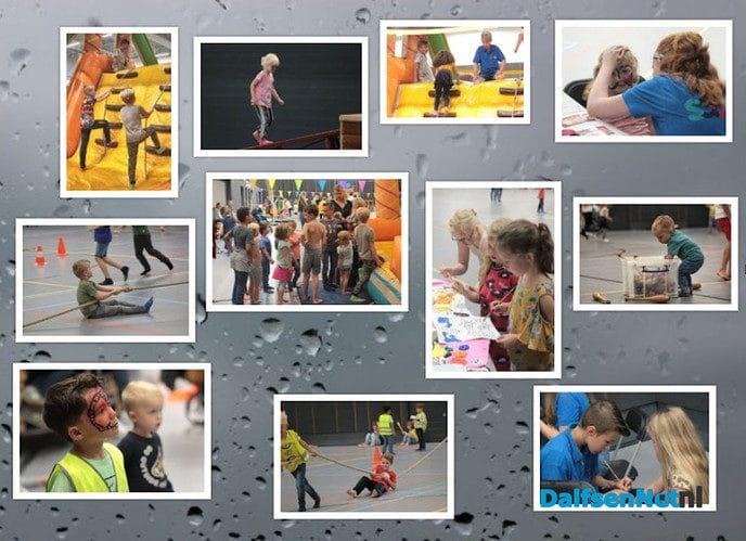 Buitenspeeldag was dit jaar een Binnenspeeldag - Foto: Ingezonden foto