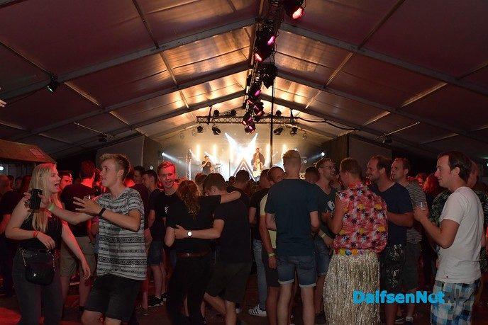 Ongekend spektakel op het Sproeifeest - Foto: Johan Bokma