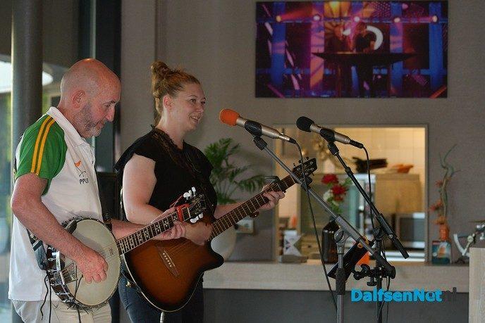 The Shannons brengen het PlusCafé in Ierse sferen - Foto: Johan Bokma