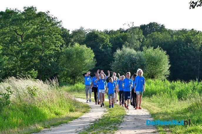 Extra bericht wandel3daagse i.v.m. het weer! - Foto: Johan Bokma