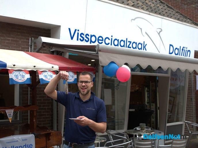 Hollandse nieuwe mondjesmaat beschikbaar, maar wel opperbest - Foto: Johan Bokma