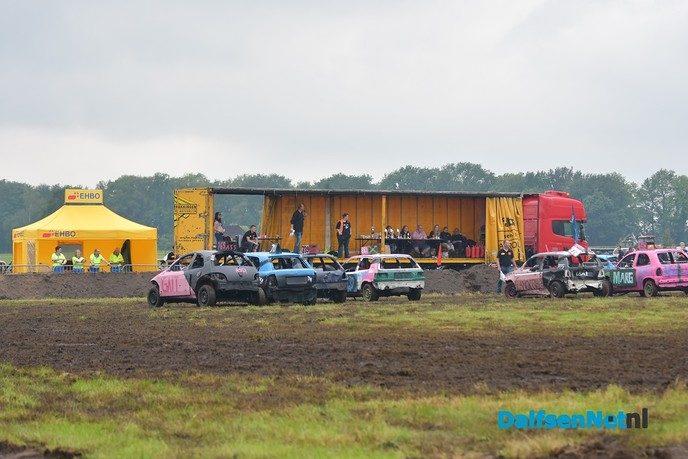 27e editie Autorodeo Oudleusen met veel spektakel - Foto: Johan Bokma