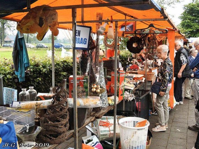 Rommelmarkt het Kompas (update)