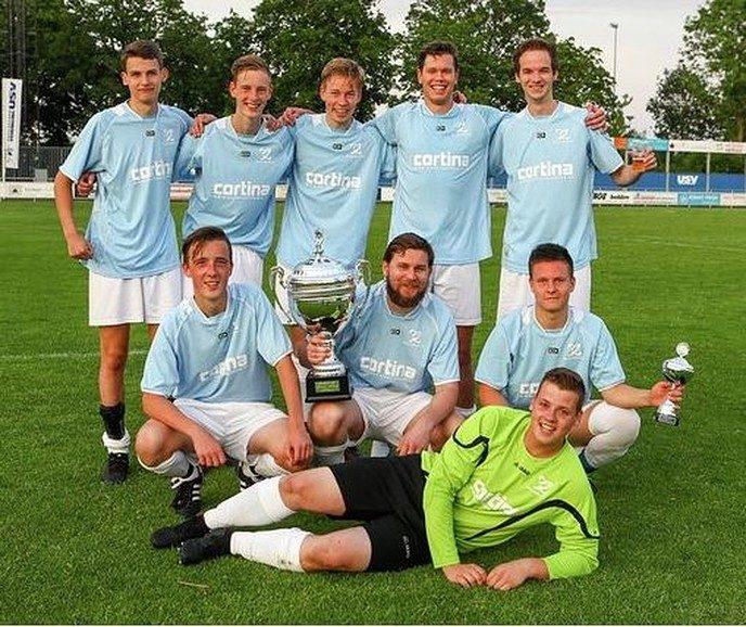 FC Van het Padje wint Combitoernooi - Foto: eigen geleverde foto