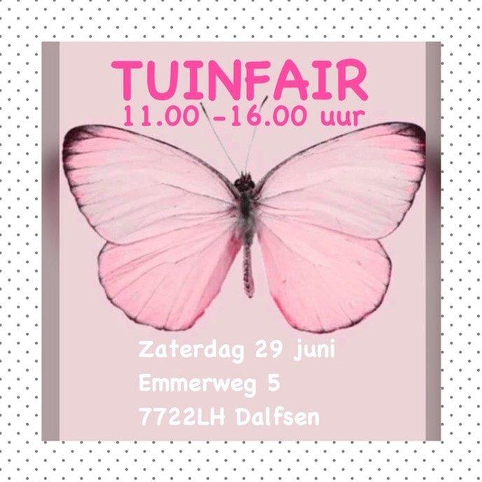 Tuinfair in Dalfser Emmen - Foto: eigen geleverde foto