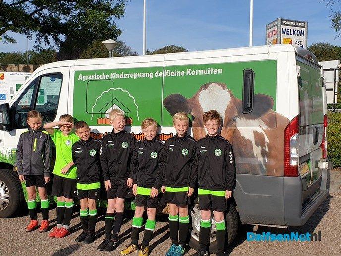 FC Dalfsen JO10-1 wint KNVB beker - Foto: Ingezonden foto