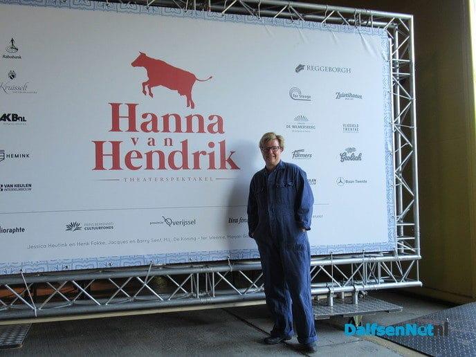 Johanna ter Steege en Huub Stapel - Foto: eigen geleverde foto