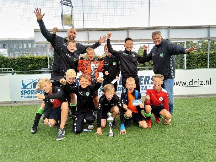 FC Dalfsen sluit 1e seizoen goed af in Zwolle - Foto: eigen geleverde foto