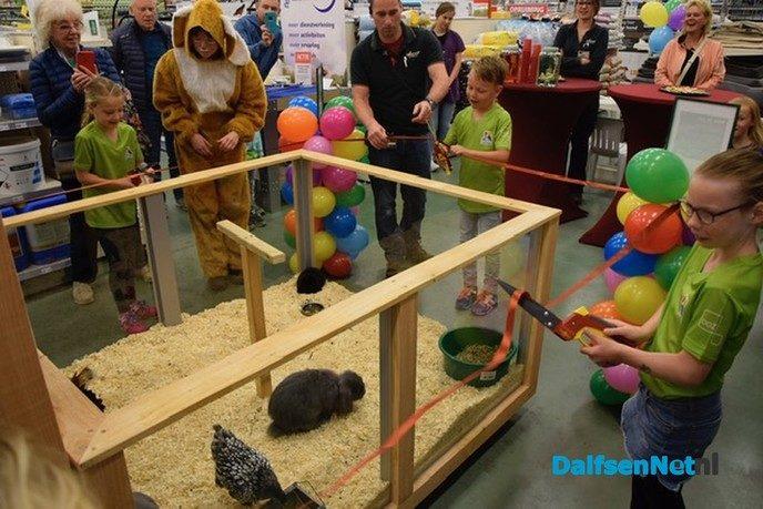 Opening de Hooibergh bij Welkoop - Foto: Ingezonden foto