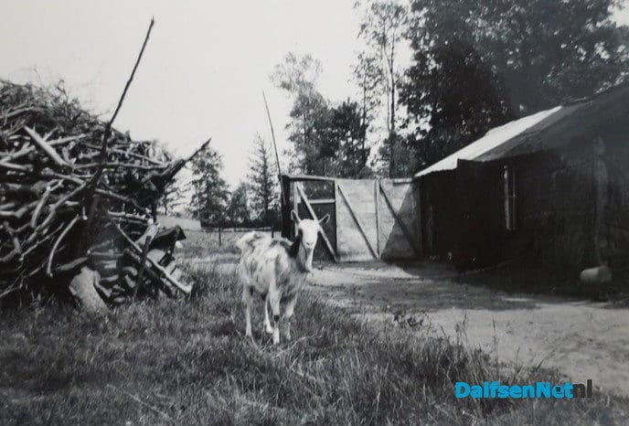De kleine Vennenberg, de bewoners en wateroverlast - Foto: Wim