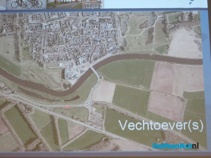 Presentatie Centrumplan Dalfsen druk bezocht - Foto: Wim