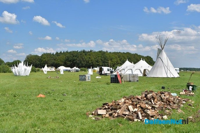 The Living Village Festival begint vandaag - Foto: Johan Bokma