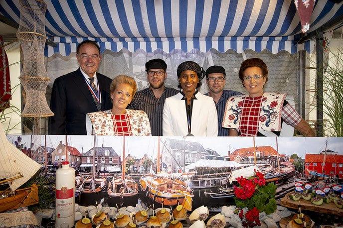 Visspeciaalzaak Dalfijn in het nieuws - Foto: Ank Pot