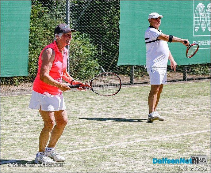50-jarig jubileum tennisvereniging - Foto: Ingezonden foto