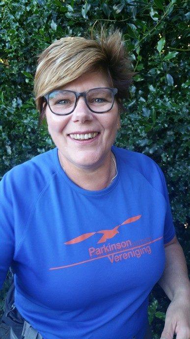Bertha Reimink heeft dag 2 ook uitgelopen - Foto: eigen geleverde foto