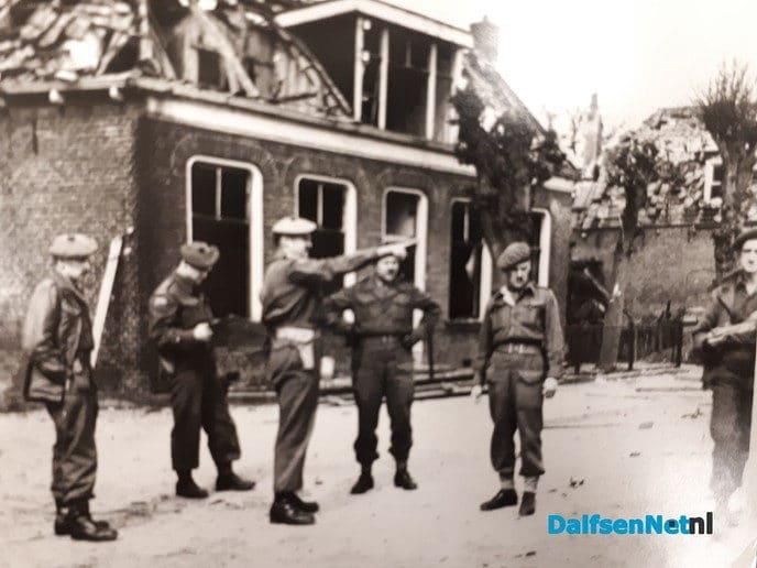 Viering 75 jaar bevrijding - Foto: Ingezonden foto