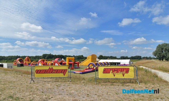 De strijd barst vandaag los op het Airgame Festival - Foto: Johan Bokma
