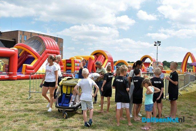 Stuk gaan op het eerste Airgame Festival - Foto: Johan Bokma