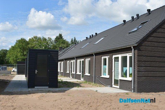 Nieuwbouw sociale huurwoningen VechtHorst in tweede fase Oosterdalfsen klaar - Foto: Johan Bokma