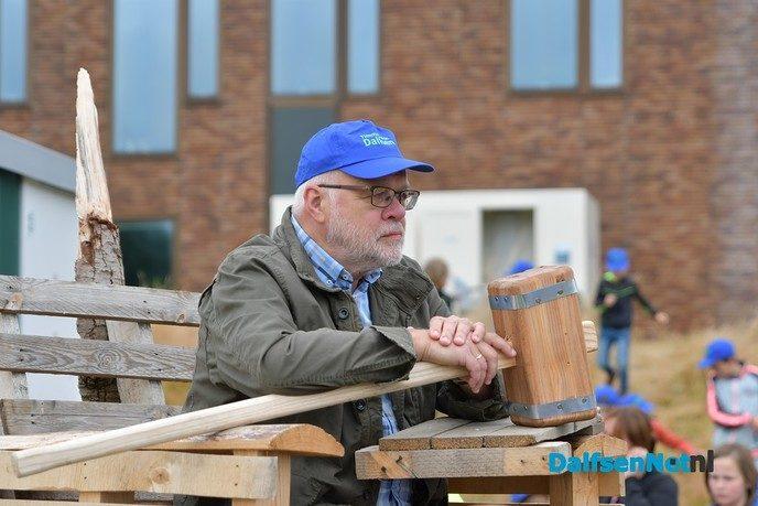 Dalfsen van Boven bij de start van de Timmerweek 2019 - Foto: Johan Bokma