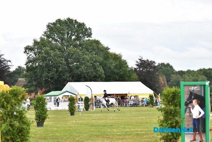 Een geslaagd Concours van de Bergruiters op Hoonhorst - Foto: Johan Bokma