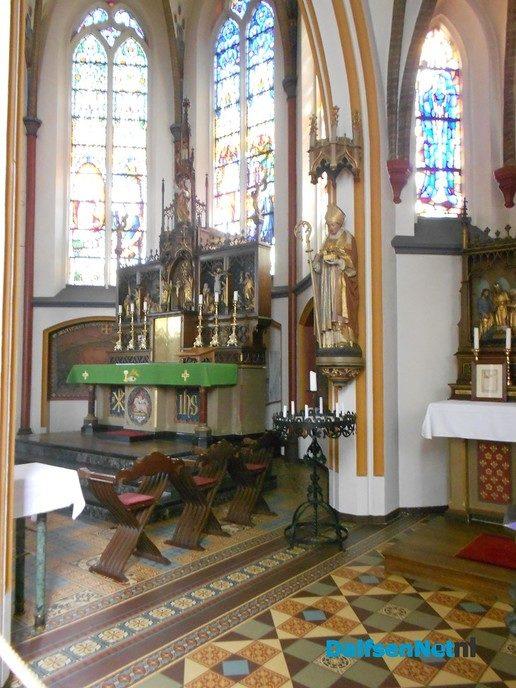 Een prachtig gebouw, de kerk van Vilsteren