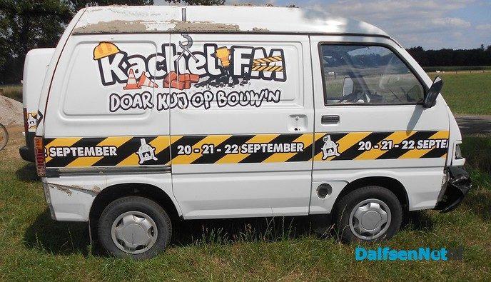 Het zit er weer aan te komen: kachel FM