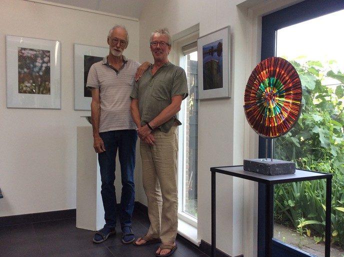 Inspirerende expositie Heileuvers - Foto: eigen geleverde foto