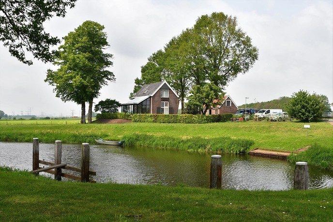 Sluiswachterswoning 7 sept. open - Foto: Johan Bokma