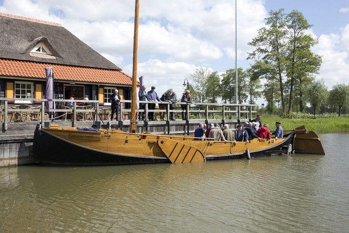 Vechtzomp Dalfsen gaat in de vaart - Foto: Geert Bistervels