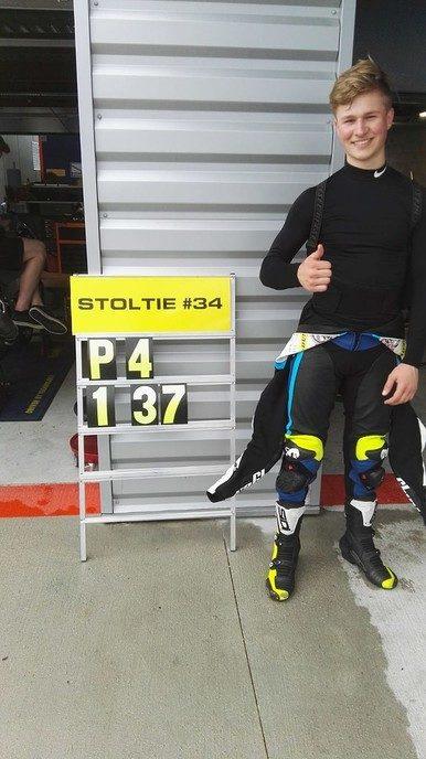START racing tevreden terug uit Frankrijk