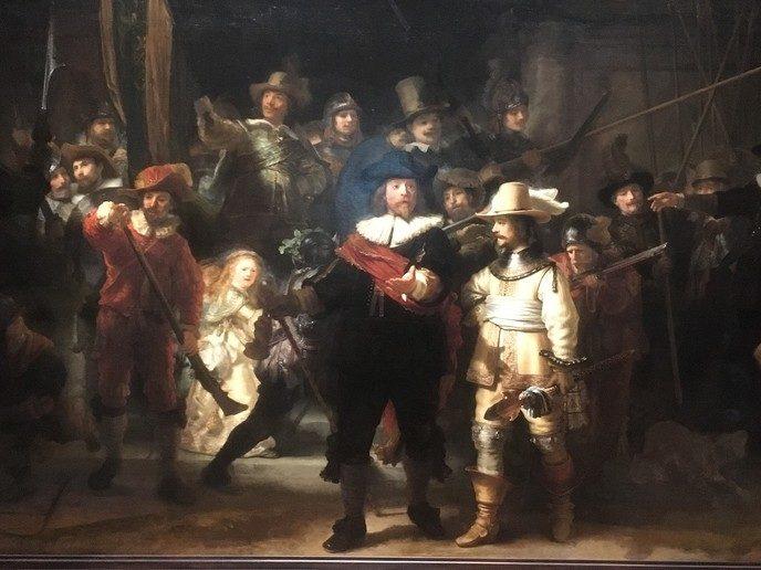 Tekening voor Rijksmuseum