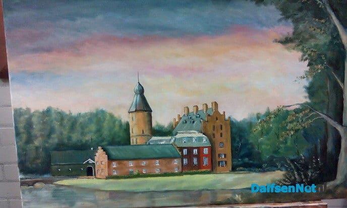 Expositie gemeentehuis Dalfsen - Foto: Ingezonden foto