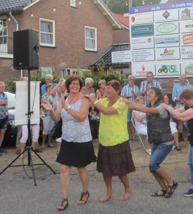 Stuwzangers op Hollandse Markt in Lemele - Foto: eigen geleverde foto